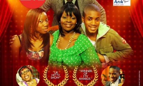 Meet the Adebanjos Live in Theatre